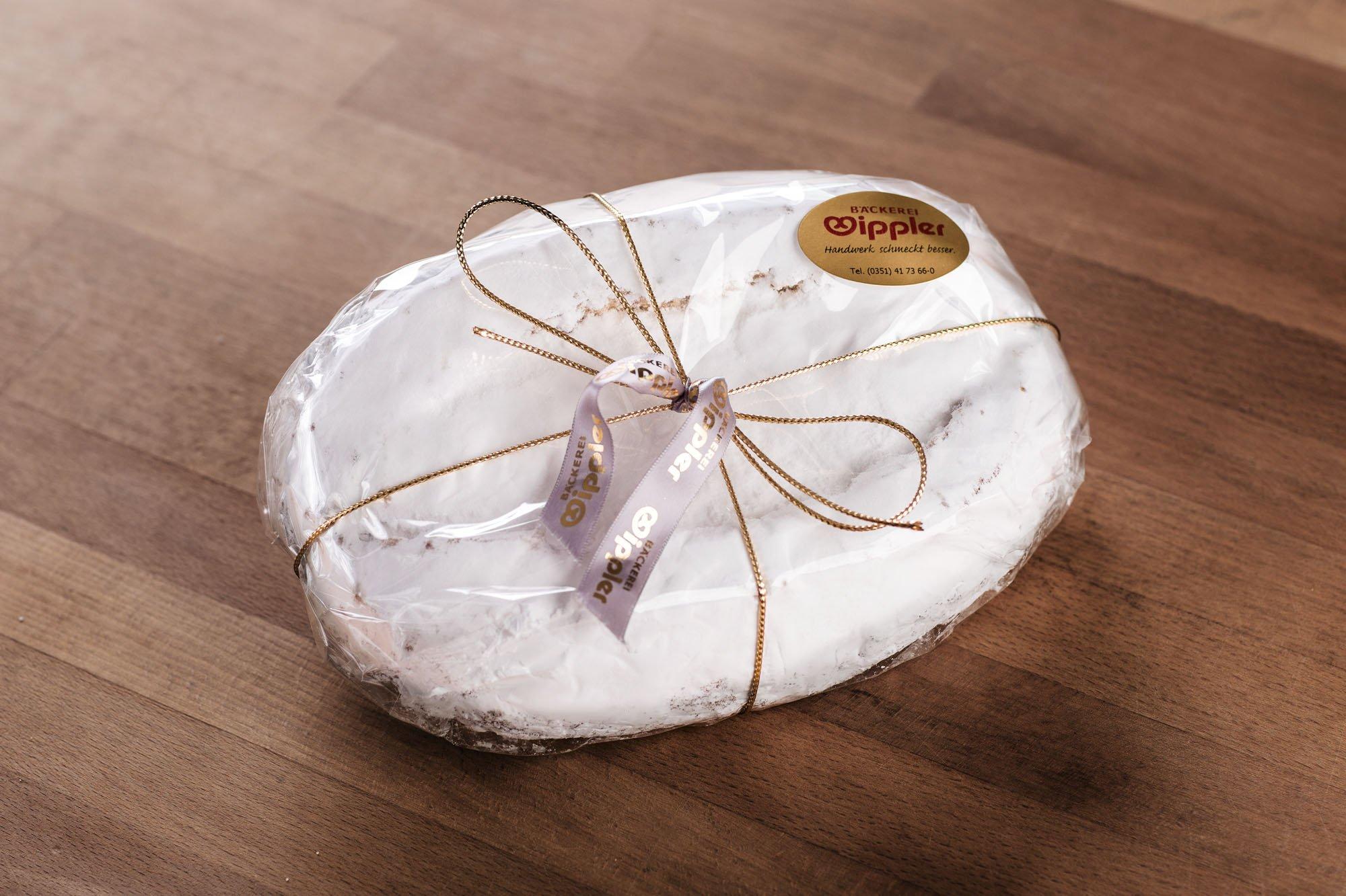 Wipplers Mandelstollen 1 kg